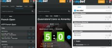 Mybet Mobile App Android iOS Application Κινητό