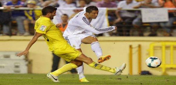 Villarreal-Real-Madrid