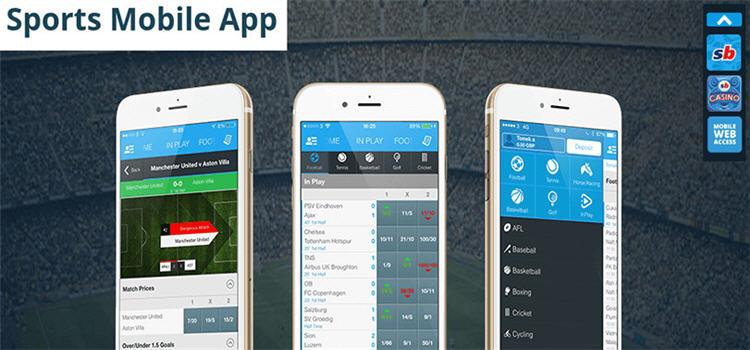 Sportingbet App dowload Android iOS