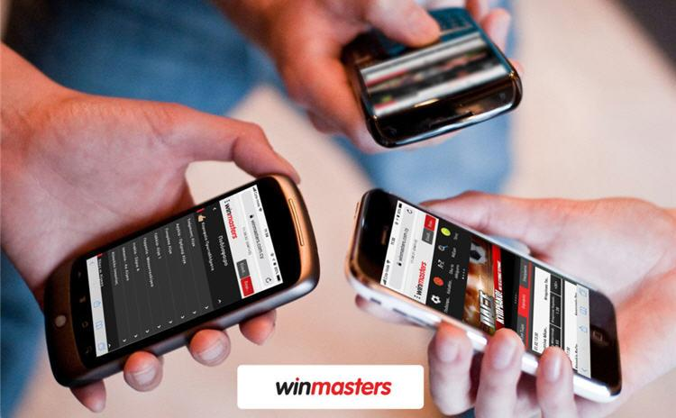 Winmasters Mobile App Android iOS Application