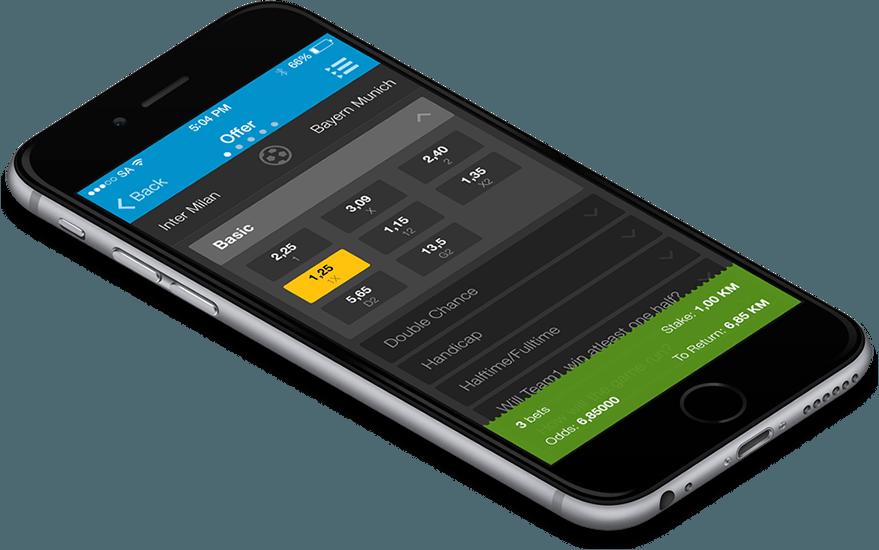 Στοίχημα στο κινητό | Bet Mobile Apps | Stoixima | Στοίχημα στο κινητό | Android iOS