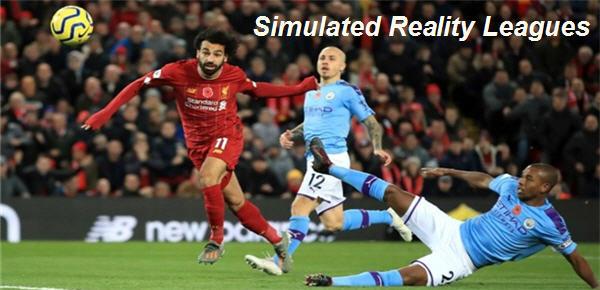 Τι είναι τα Simulated Reality Leagues στοίχημα προγνωστικά στοιχηματικές