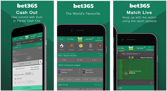 Bet365 mobile app Android iOS download apk εφαρμογή application