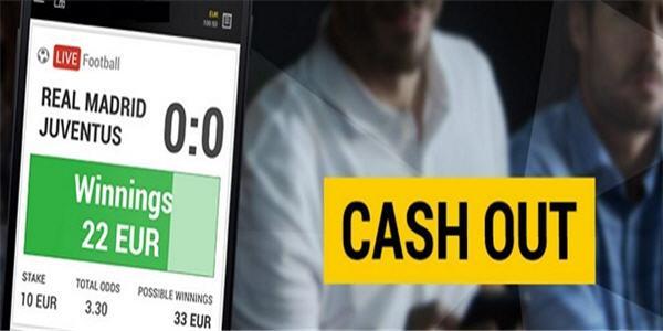 Cashout Στοιχηματικες εταιριες