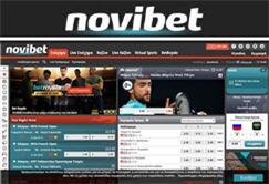 Novibet site