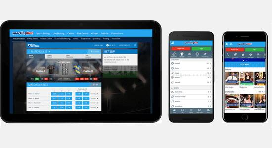 Sportingbet app mobile