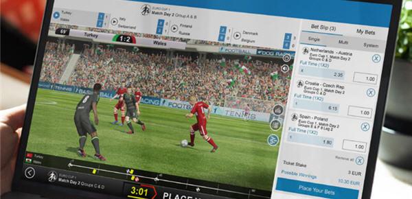 Virtual Sports Football Ποδόσφαιρο στοίχημα