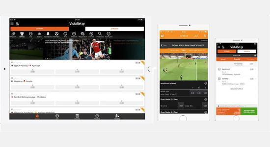 Vistabet app mobile